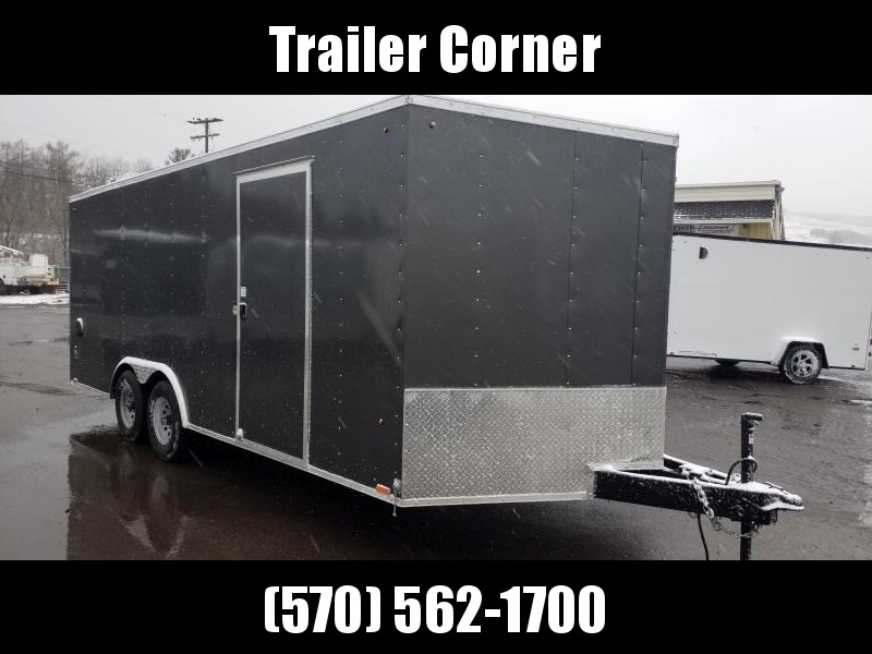 2020 Look Trailers ST 8.5X20 10K DLX Car / Racing Trailer