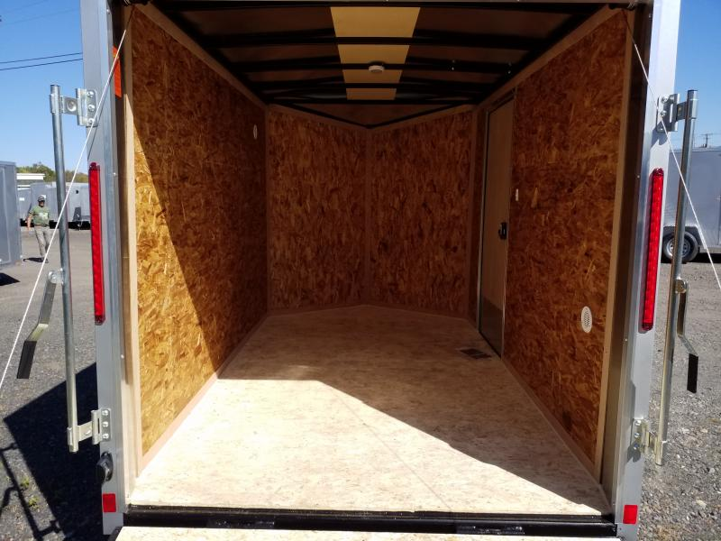 2020 Look Trailers STLC 6X10 RAMP DOOR Enclosed Cargo Trailer