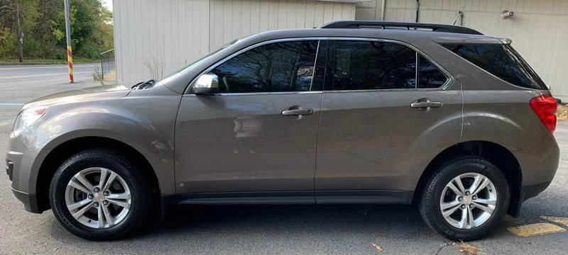 2010 Chevrolet EQUINOX AWD LT SUV