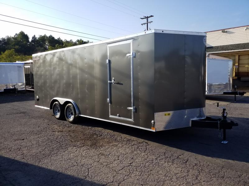 2020 Wells Cargo FT 8.5X20 7K Car / Racing Trailer