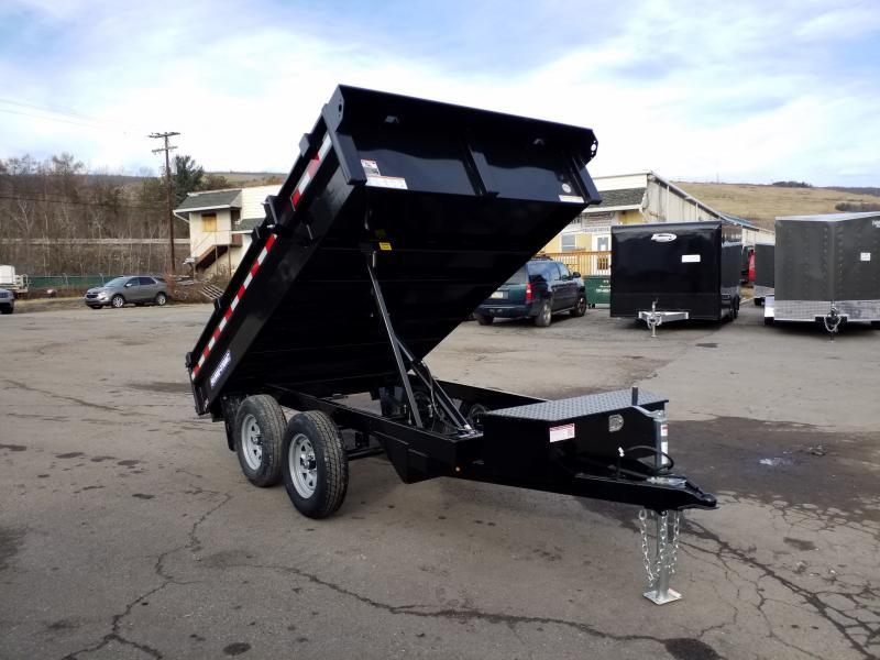 2020 Sure-Trac 6X10 7K DECKOVER Dump Trailer