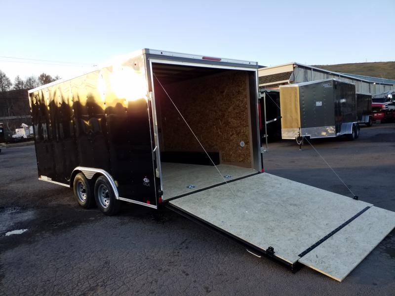 2020 Look Trailers ST 8.5X16 10K Car / Racing Trailer
