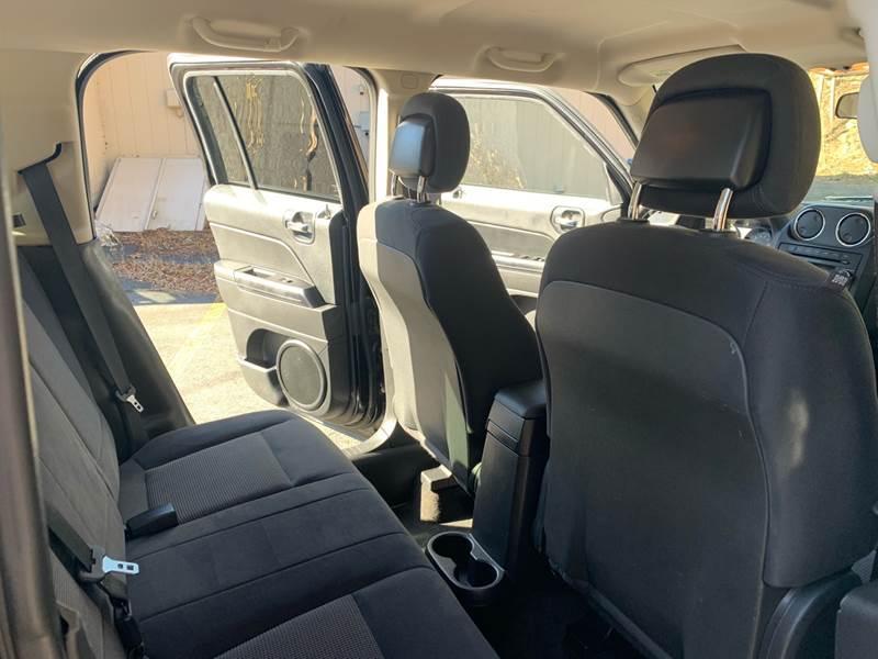 2014 Jeep PATRIOT 4X4 LATTITUDE SUV