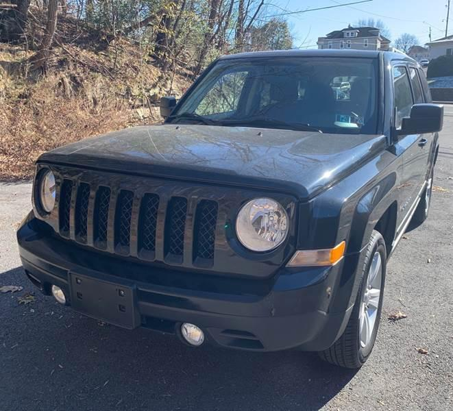 2014 Jeep PATRIOT 4X4 LATTITUDE SUV