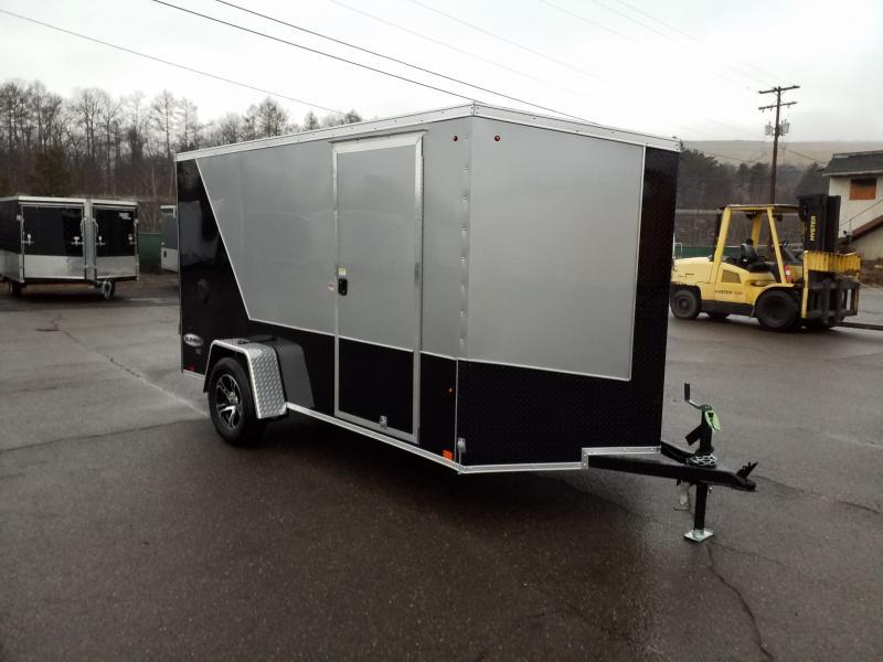 2019 Look Trailers EWLC 6X12 CUSTOM Enclosed Cargo Trailer
