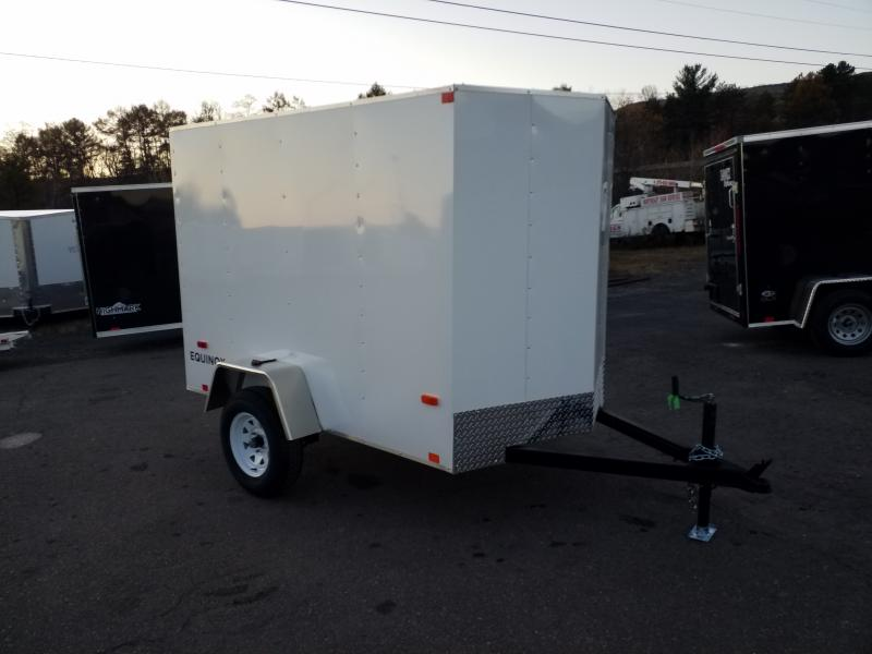 2020 Look Trailers LSCOA 5X8 Enclosed Cargo Trailer
