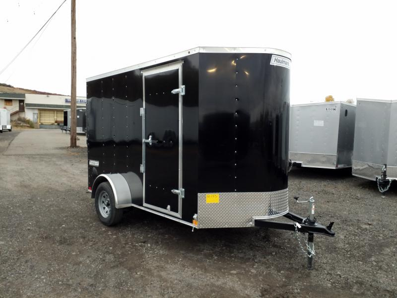 2020 Haulmark PPT 6X10 DLX RAMP DOOR Enclosed Cargo Trailer