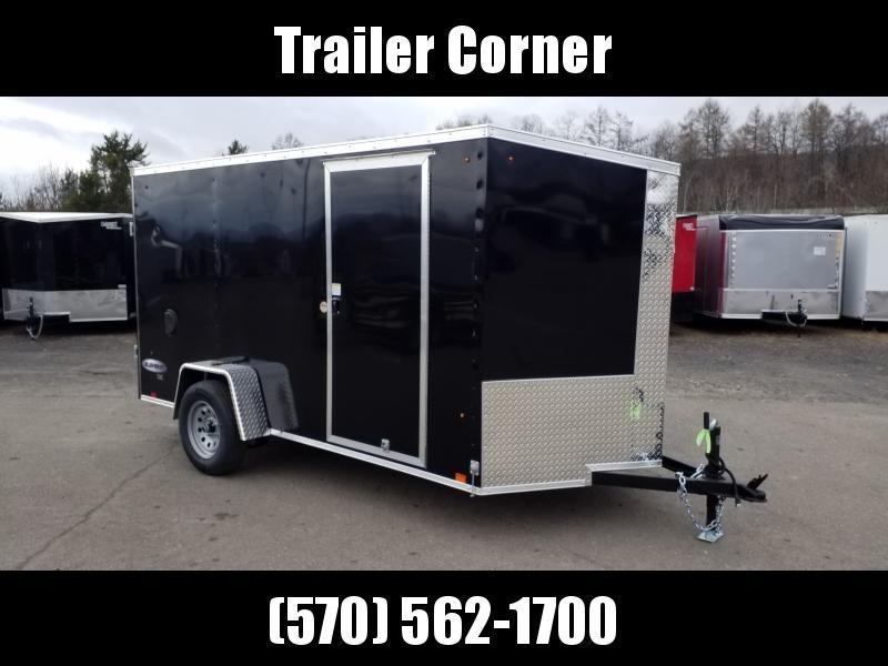 2021 Look Trailers EWLC 6X12 RAMP DOOR Enclosed Cargo Trailer