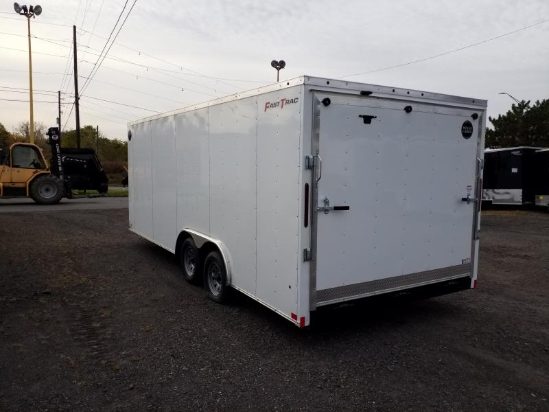 2020 Wells Cargo FT 8.5X20 7K Enclosed Cargo Trailer
