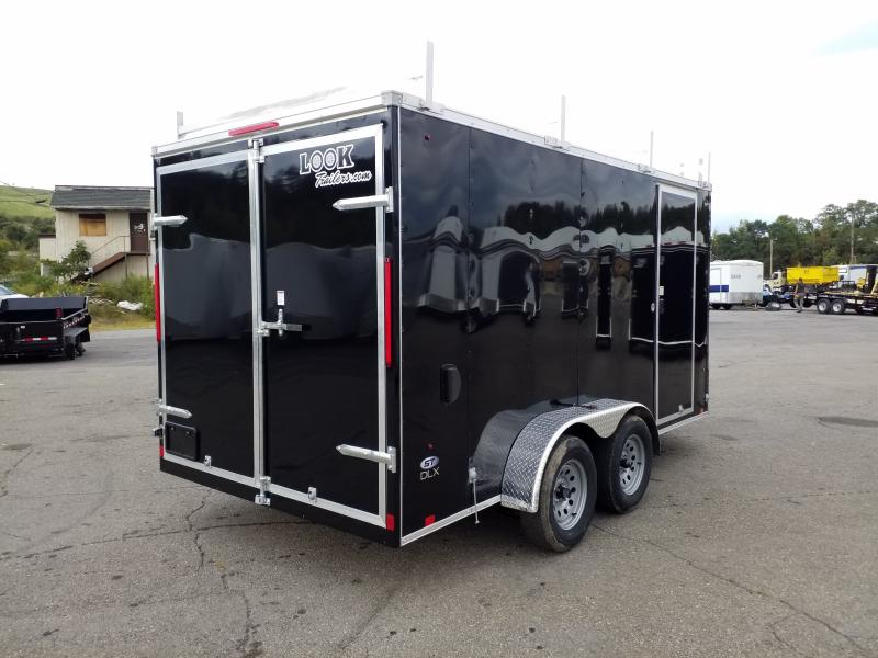 2020 Look Trailers STLC 7X14 HEAVY DUTY Enclosed Cargo Trailer