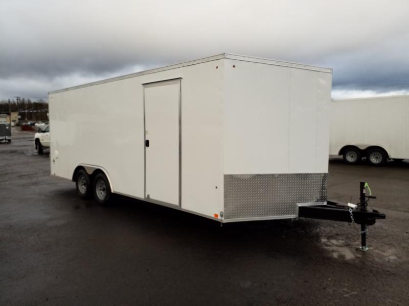 2020 Look Trailers ST 8.5X20 7K DLX Car / Racing Trailer