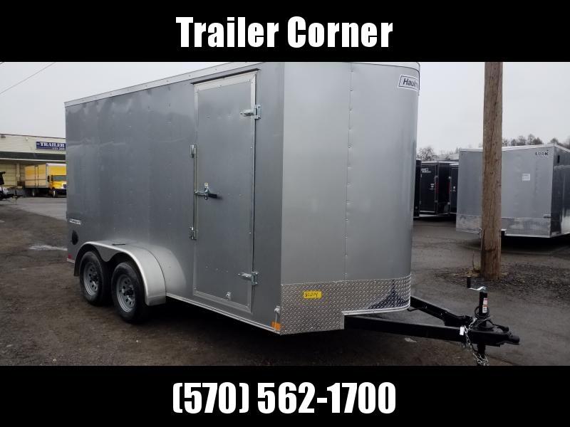 2020 Haulmark PPT 7X14 UTV HEIGHT Enclosed Cargo Trailer