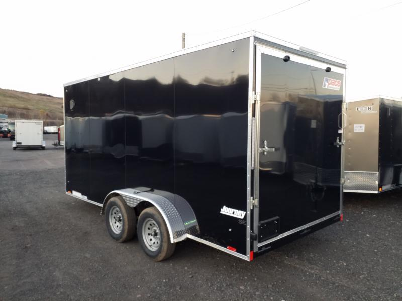 2020 Pace American JV 7X16 UTV HEIGHT Enclosed Cargo Trailer
