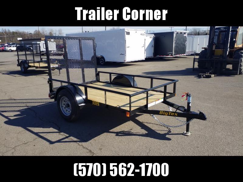 2020 Big Tex Trailers 30ES-5X8 Utility Trailer