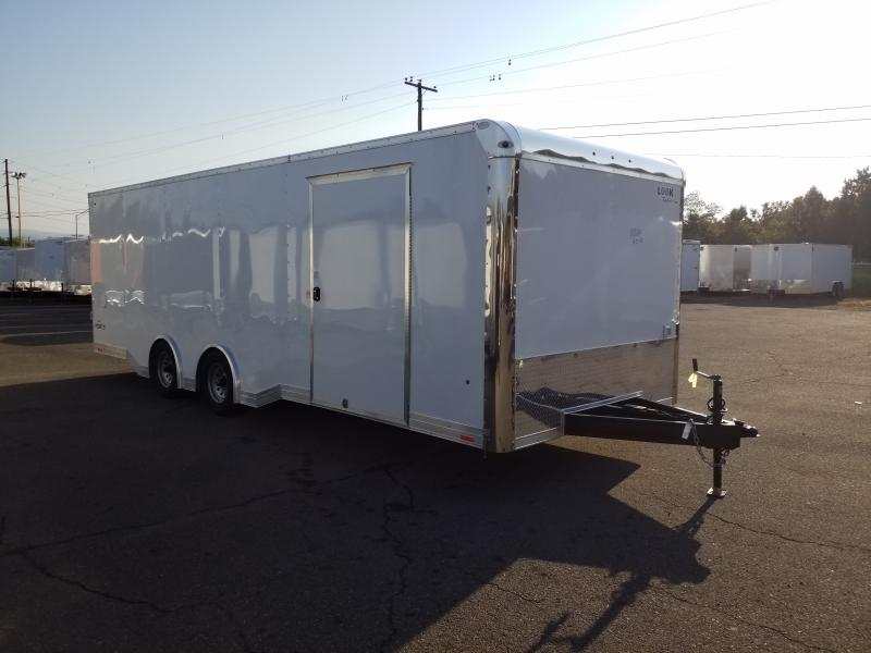2020 Look Trailers ILRT 8.5X24 10K Car / Racing Trailer