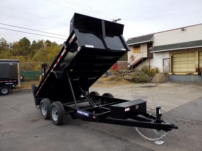 2020 Sure-Trac 6X12 10K - RAMPS Dump Trailer