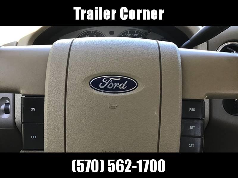 2008 Ford FORD F150 XLT 4X4 Truck