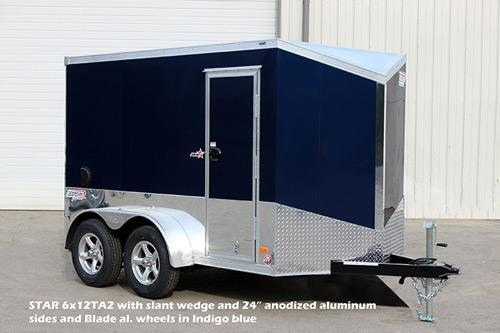 2020 Bravo Trailers SC612A2 Enclosed Cargo Trailer