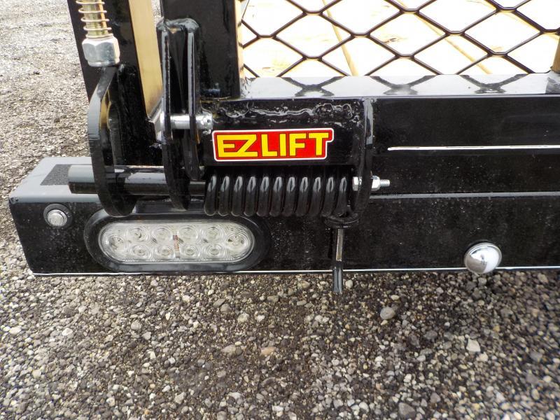 2018 Doolittle Trailer Mfg 77x12 Utility