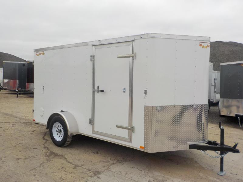 2019 Doolittle Trailer Mfg Doolittle Bullitt Enclosed Cargo Trailer