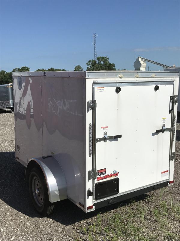2019 Doolittle Trailer Mfg Bulldog Enclosed Cargo Trailer