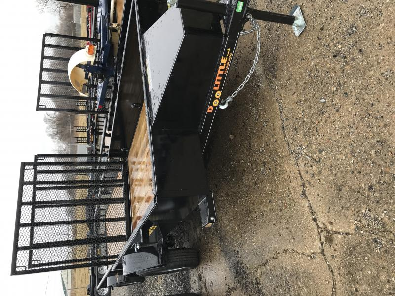 2020 Doolittle Trailer Mfg SS Utility, 66x10, S/A