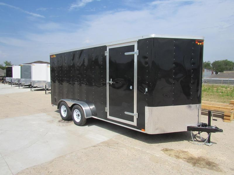 CARGO TRAILERS FOR RENT - 2019 Doolittle Enclosed Bullitt Cargo Trailers