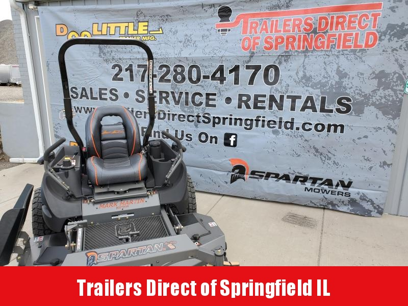 "2020 Spartan Mark Martin 61"" Zero Turn Lawn Mower"