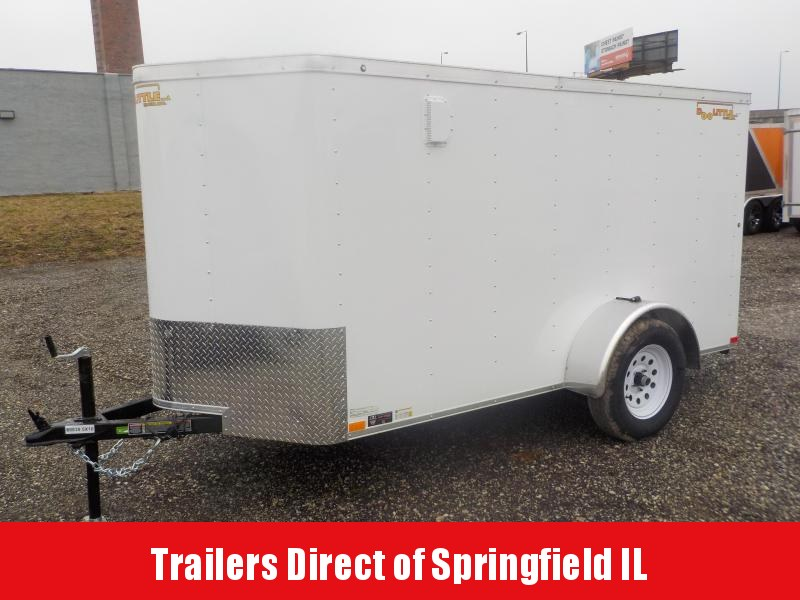 2019 Doolittle Trailer Mfg 5x10 S/A Enclosed Cargo Trailer