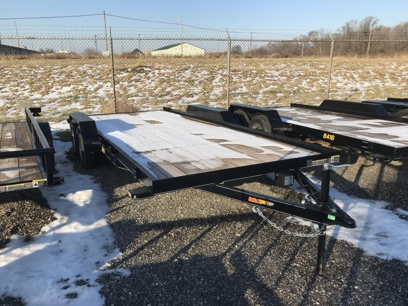 2020 Doolittle Trailer Mfg Rally Sport, 84x18, T/A