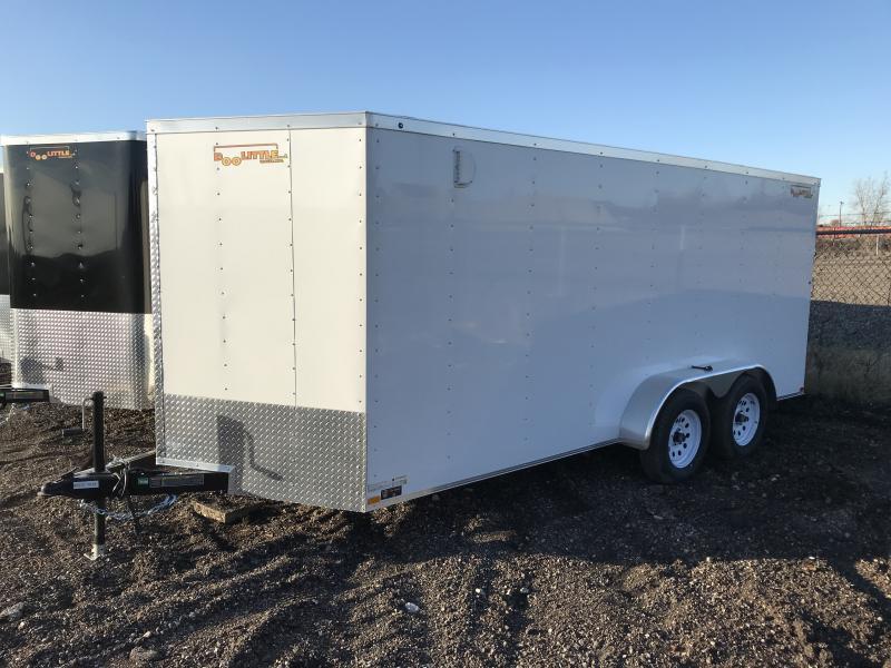 2019 Doolittle Trailer Mfg RS Cargo, 7x16, T/A