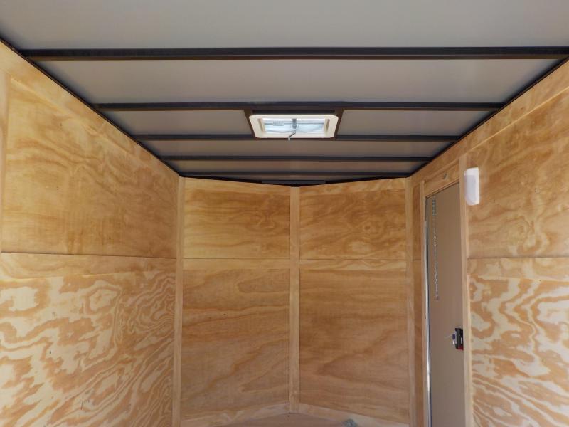 2018 Doolittle Trailer Mfg 6x10 Bulldog Enclosed Cargo Trailer