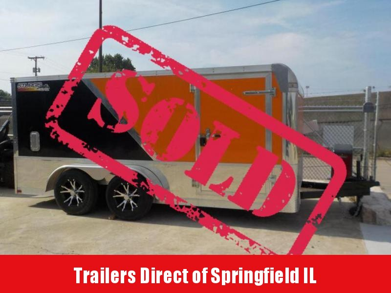 Doolittle Trailer Mfg Sturgis 7 x 14 TA Motorcycle Trailer
