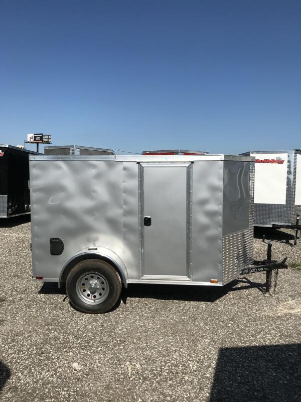 2019 Doolittle Trailer Mfg 5x8 Bulldog Enclosed Cargo Trailer