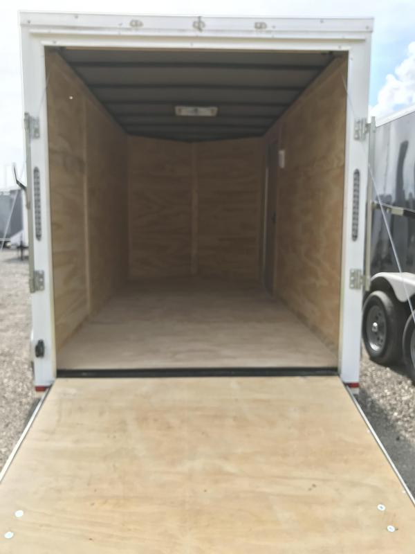 2019 Doolittle Trailer Mfg 6x12 Bulldog Enclosed 7K Cargo Trailer
