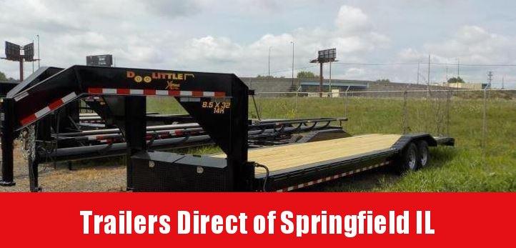2019 Doolittle Trailer Mfg 102x32 Xtreme Equipment Trailer