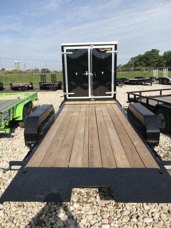 2019 Doolittle Trailer Mfg EZ Loader GT/Cargo 14K Equipment Trailer