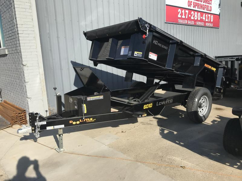 2020 Doolittle Trailer Mfg Master Dump, 60x10, 7K