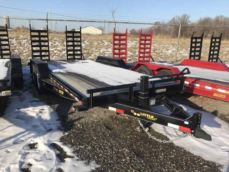 2018 Doolittle Trailer Mfg Xtreme, 82x18(16+2), 14k