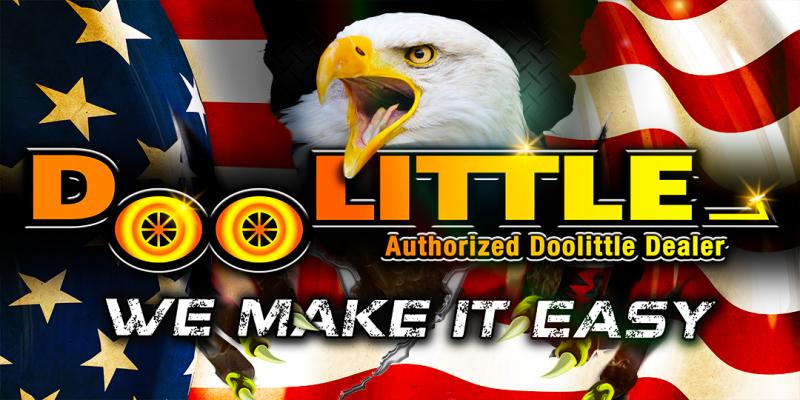DUMP TRAILERS FOR RENT - 2019 Doolittle Master Dump Trailers