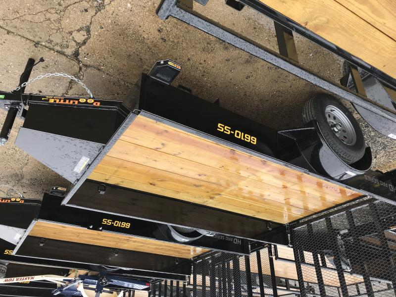 2020 Doolittle Trailer Mfg SS Utility, 66x10, S/A