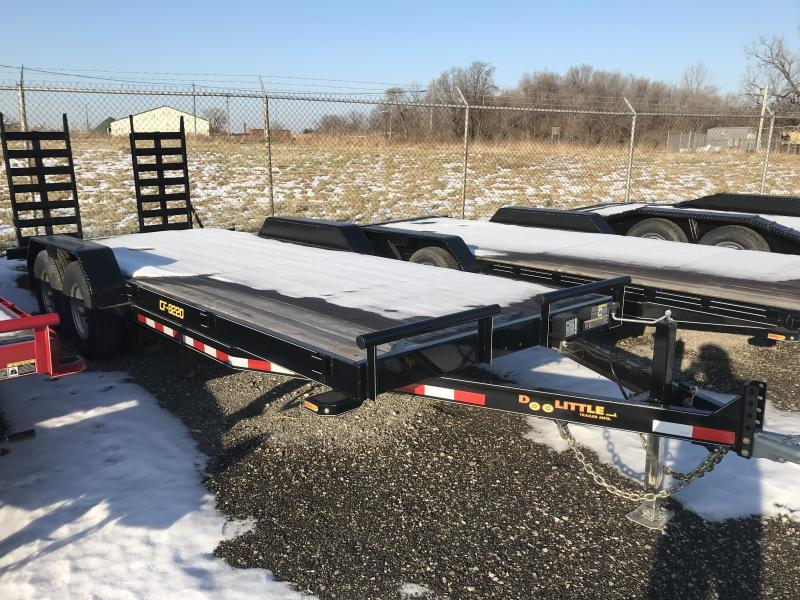 2019 Doolittle Trailer Mfg CF, 82x20, 14K
