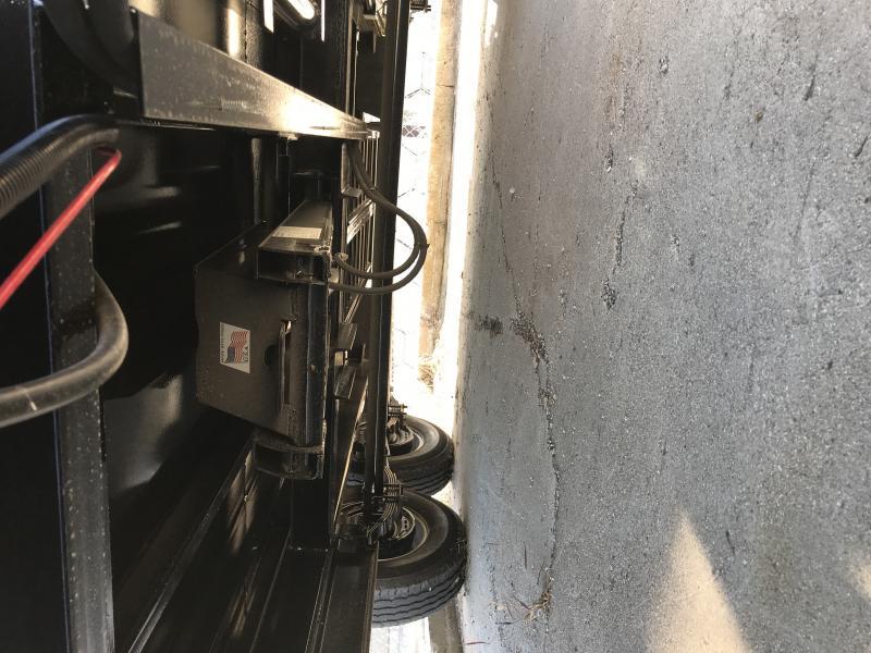 2019 Doolittle Trailer Mfg Master Dump, 82x14, 14K