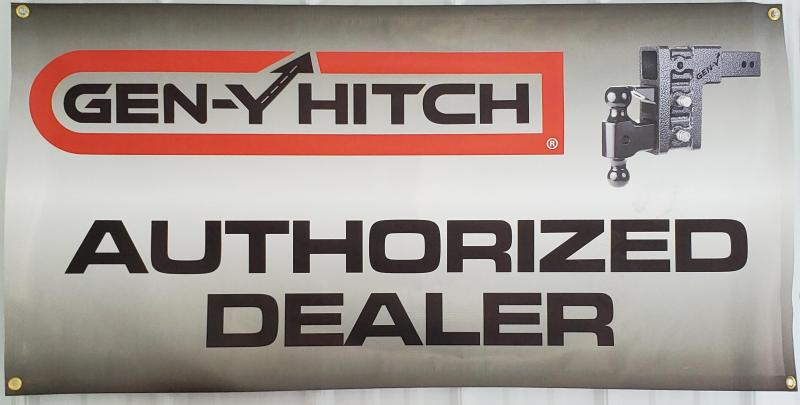Trailers Direct of Springfield is now a Gen-Y Hitches Dealer!
