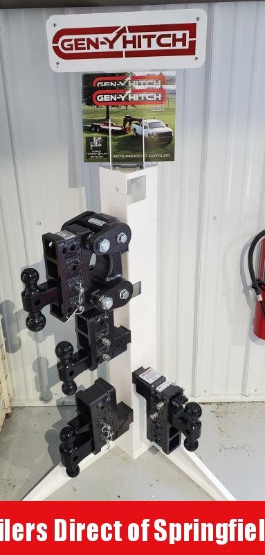 Adjustable Pintle Hitch 2 1//2 by GENY Ball Mount Pintle Combo,Class V 20,000 lb 4-RECEIVER,drop Hitch Class 5 drop//raise 9 adjustable hitch Fits on 2-1//2 Truck//vehicle Hitch Receiver Dual Receiver Hitch GH 624
