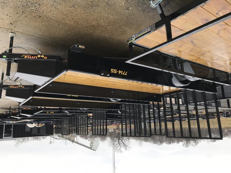 2019 Doolittle Trailer Mfg SS Utility, 77x14, S/A