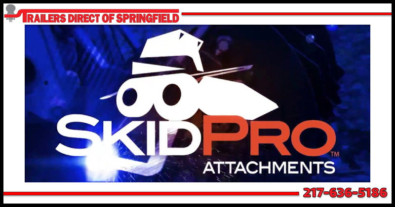 Skid Pro Skid Steer Attachments Now Available!!!