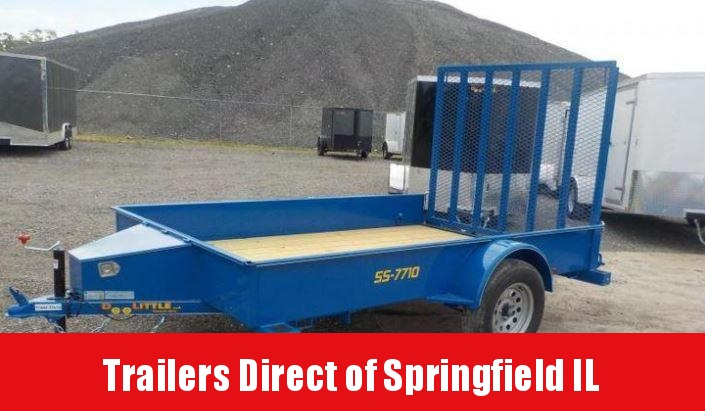 2018 Doolittle Trailer Mfg 77x10 SS Series Utility