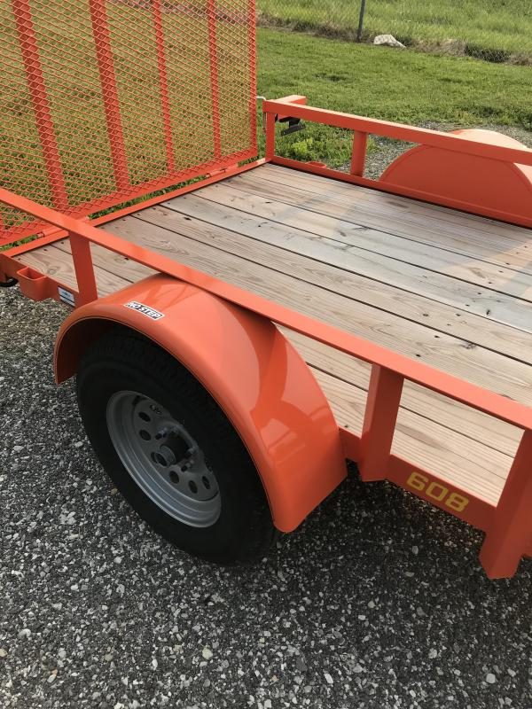 2018 Doolittle Trailer Mfg Rally Sport 600 Series 3K Single Axle