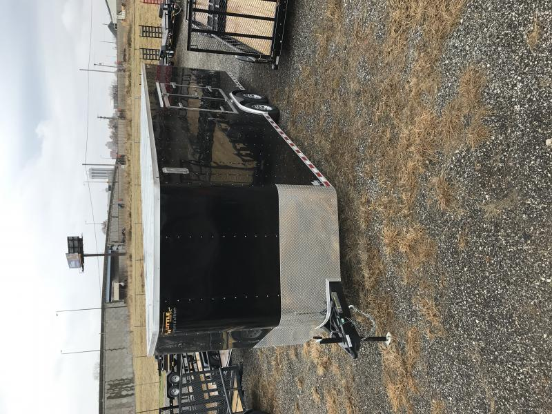 2019 Doolittle Trailer Mfg Bullitt, 8.5x24, 10K